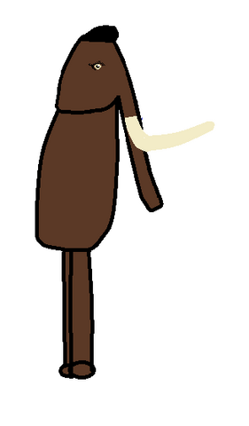 File:Mammoth- face right.png