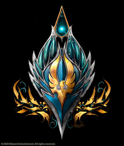 File:High elf crest recolored by bannanahamma-d31pxyo.jpg