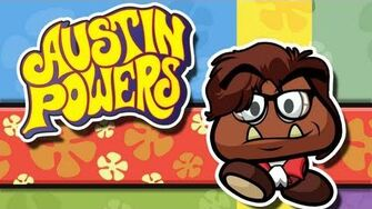 Austin Powers Oh Behave - The Lonely Goomba-1