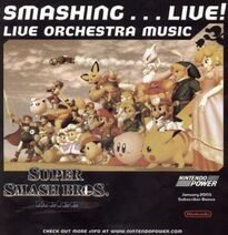 Smashing live