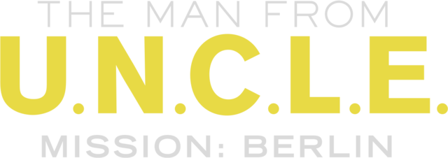 File:The Man from U.N.C.L.E. – Mission Berlin logo.png