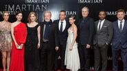 The Martian Premiere from London 20th Century FOX