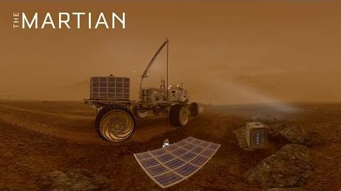 The Martian- VR Experience - 360 Video