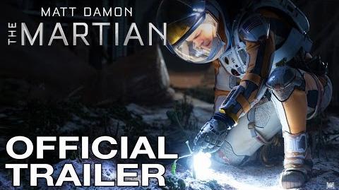 The Martian - Official HD Trailer -2 - 2015