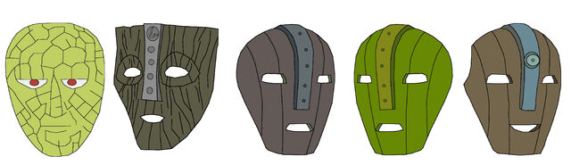 File:The mask all versions color by hyperomegasonic-d5pgjfm.jpg