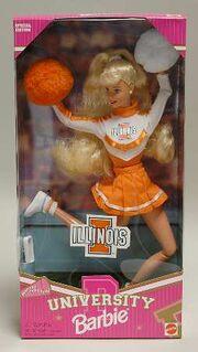 Mattel university barbie with box P0000326676S0001T2