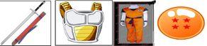 Dragon Ball Z Trunk Anime Sword