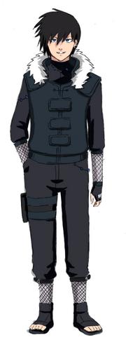 OC Naruto 2 by ByMaru