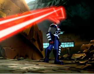Darkseid Omega beam