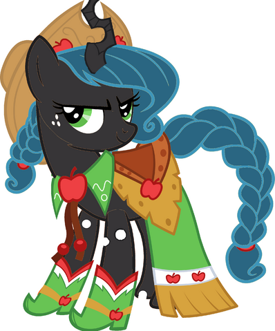 File:Changeling Applejack.png
