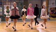 The Next Step - Extended Dance Irish Dancers