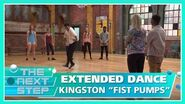 """Extended Dance """"Fist Pumps"""" - The Next Step"""