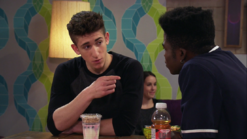 Eog noah tells latroy he wanted to hang out with sloane more than with amy