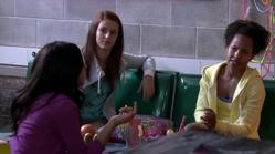 Stephanie chloe tiffany season 1