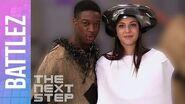 The Next Step - Battlez Scarecrow West vs Salty Stephanie (Season 3)