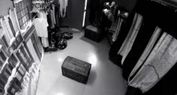 Costume closet bw