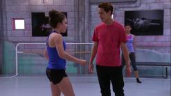 Gwym daniel asks piper why cartwheel