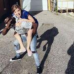 Akiel and Britt