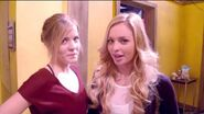 The Next Step - Behind the Scenes with Brittany & Victoria