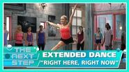 """Extended Dance """"Right Here, Right Now"""" - The Next Step"""