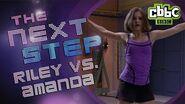 The Next Step Season 2 Episode 17 - Riley vs