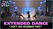 """Extended Dance """"Ain't No Number Two"""" - The Next Step"""