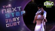 The Next Step - Series 3 Episode 30 - James and Riley's Internationals Duet