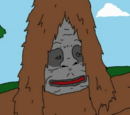 Sassy the Sasquatch