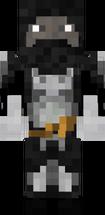 Black Numenorean Swordsman skin