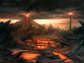 Plains of gorgoroth