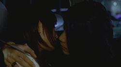 Karen Sora kiss