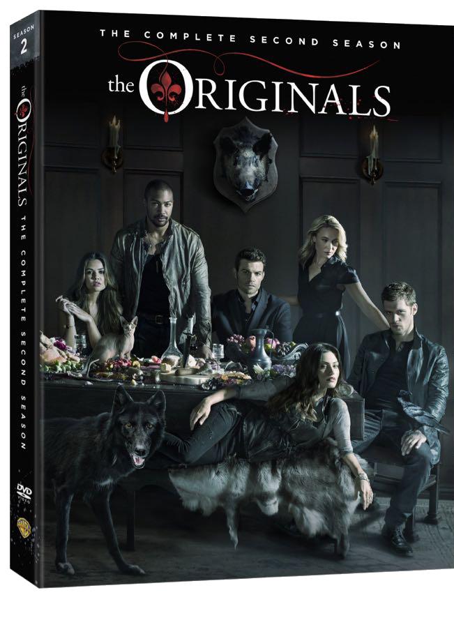 Coffret Int 233 Gral Saison 2 Wiki The Originals Fandom