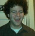 Guy laughing