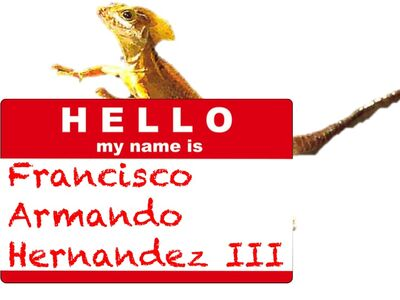Lizard Name