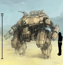 Tanksuit-scale