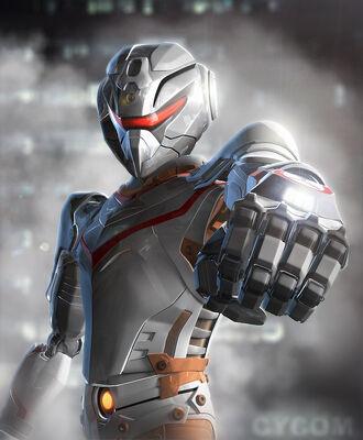 Genesis Suit 01