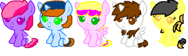 File:Baby pony base by sarahmfighter-d5h0ycy.png