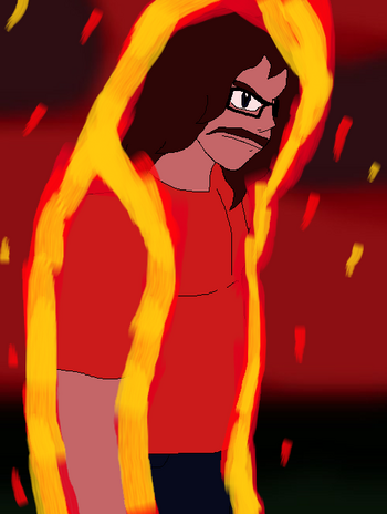 Red Fire Mode