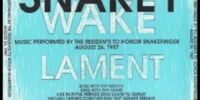 The Snakey Wake (1988)