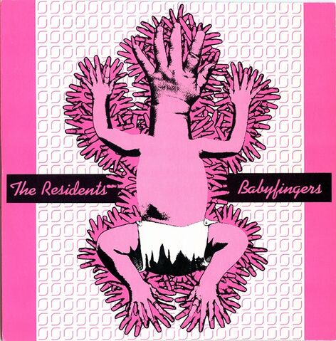 File:The Residents Baby Fingers cover.jpg