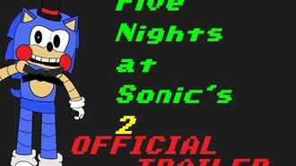 Five Nights at Sonic's 2 OFFICIAL Trailer