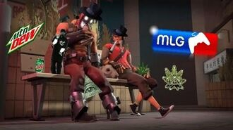 Hotline Fortress 2 - mlg number