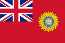 British Raj flag