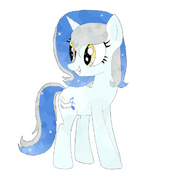 Sparkle Chord Crystal Pony