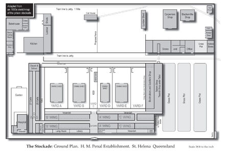 Prison Map