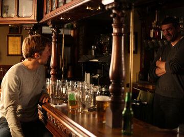 Liam drunk