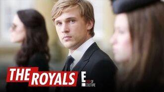 Meet The Royals Prince Liam E