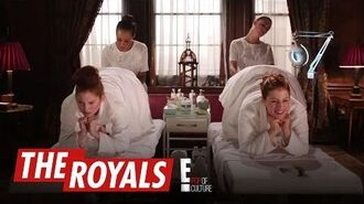 Meet The Royals Penelope & Maribel E!