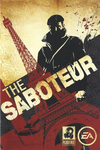 File:The Saboteur cover.jpg