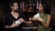 SALEM- Ask Salem with Shane West & Ashley Madekwe